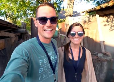 Американские блоггеры две недели путешествовали по Украине: что их поразило и разочаровало
