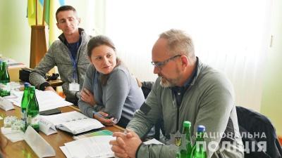 Три підрозділи поліції Буковини претендують на участь у європейському проєкті PRAVO