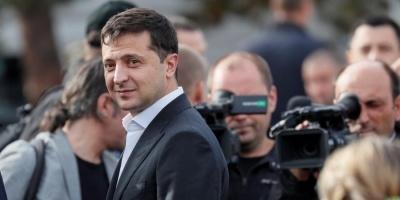 Зеленський вперше проводить прес-марафон - наживо