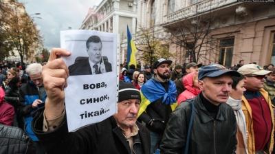 Ще не Майдан, але вже попередження: що означають протести «Ні капітуляції»
