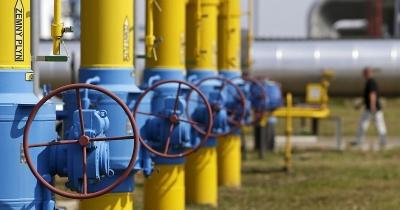 Ціна на газ, що імпортують в Україну, зменшилася на 2%