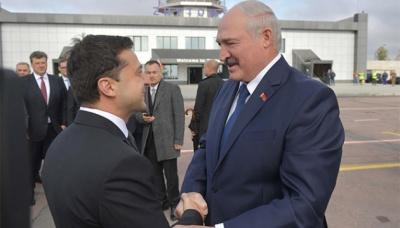 Зеленського запросили відвідати з офіційним візитом Білорусь