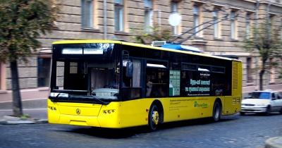 У Чернівцях тролейбус №1 не курсуватиме 12 і 13 жовтня