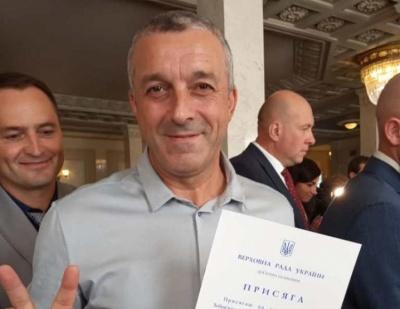 «Слуга народу» з Чернівців потрапив у скандал із рекламою гадалки у Facebook