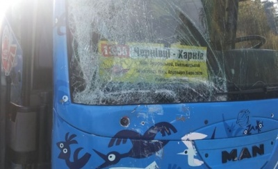 ДТП з рейсовим автобусом на Буковині: серед постраждалих – вагітна жінка