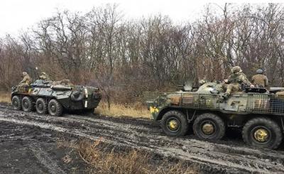 Загострення на Донбасі: 23 обстріли, двох воїнів ЗСУ поранено