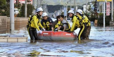 У Японії потужний тайфун забрав життя 19 осіб