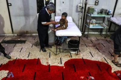 The New York Times: Російська авіація систематично атакувала цивільні лікарні в Сирії