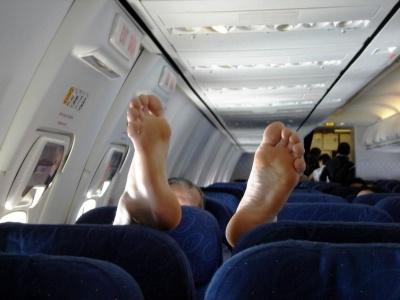 Секс в літаку: стюардеса розповіла про уподобання пасажирів