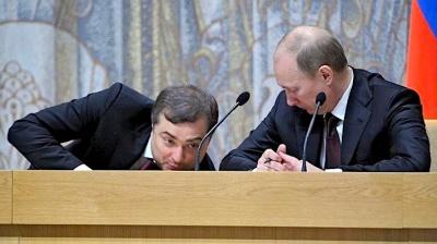 """Сурков назвав """"путінізм"""" діючою ідеологією Росії"""