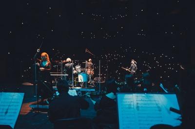 У Чернівцях зіграють хіти Metallica з симфонічним оркестром