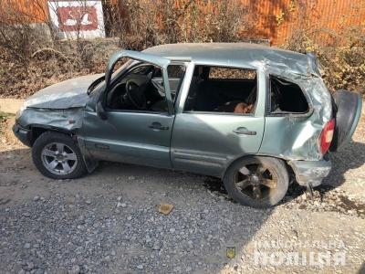 Смертельна ДТП: водій «Ниви» злетів у кювет і загинув