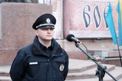 Екскерівник УПП Чернівців очолив обласну академію патрульної поліції