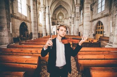 «В Америці тобі нічого не падає з неба»: скрипаль з Буковини розповів, як досягав успіху