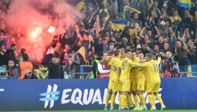 Збірна України перемогла Португалію та вийшла до фінальної частини Євро-2020
