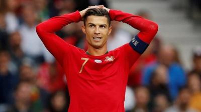 Кріштіану Роналду забив 700-й гол за кар'єру