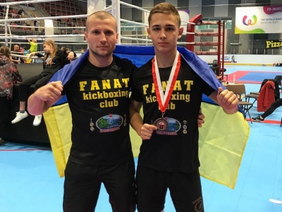 Буковинець став чемпіоном світу з кікбоксингу