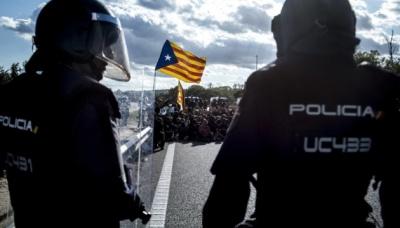 Уряд Іспанії відправляє дві сотні спецпризначенців до Каталонії