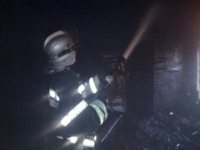 Пожежа на Буковині: загинув 38-річний чоловік