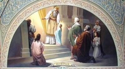 Церковний календар на грудень 2019: усі свята і пости місяця