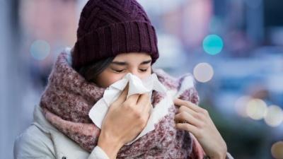 Чому не можна переносити застуду на ногах