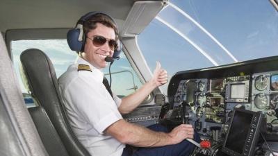 Анекдот дня: про пілота
