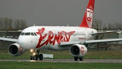 Італійський лоукост хоче обслуговувати внутрішні рейси в Україні