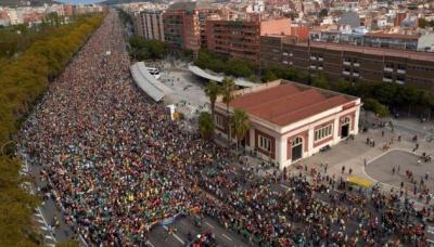 У Барселоні протестувальники заблокували під'їзди до міста