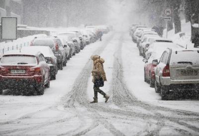 Синоптики прогнозують дуже холодну та сніжну зиму