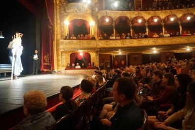 """У Чернівцях стартував фестиваль """"Золоті оплески Буковини"""" - відео"""