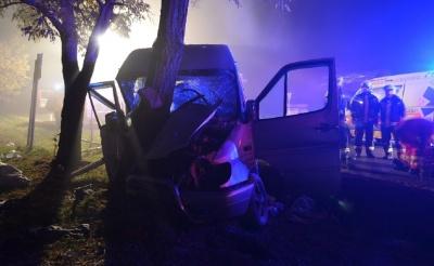 В Угорщині розбився автобус із українцями: 10 постраждалих