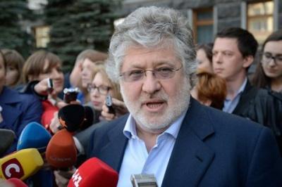 """Коломойський заявив, що """"має вплив"""" на голову фракції """"Слуга народу"""""""