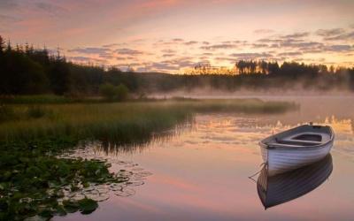 На Буковині рибалка на човні втопився у Дністрі
