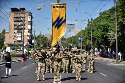 """У США конгресмени хочуть внести полк """"Азов"""" до списку терористичних організацій"""