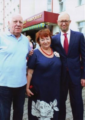 «Двері у нього були відчинені для всіх»: спогади про Петра Яценюка