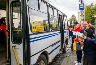 У виконкомі хочуть, щоб право пільгового проїзду мали тільки жителі Чернівців