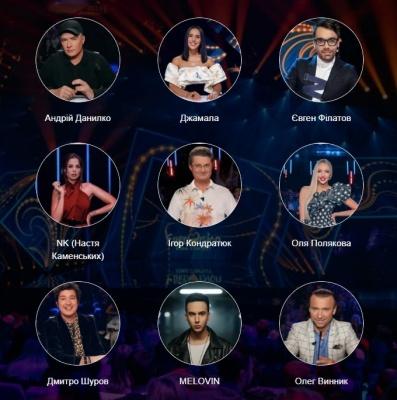 Українці самі зможуть обрати склад журі Нацвідбору на Євробачення-2020