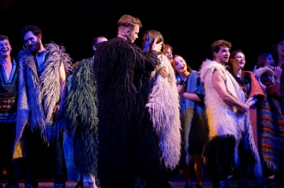 Франківський театр спричинив фурор: на мюзикл «Гуцулка Ксеня» чернівчани розкупили всі квитки