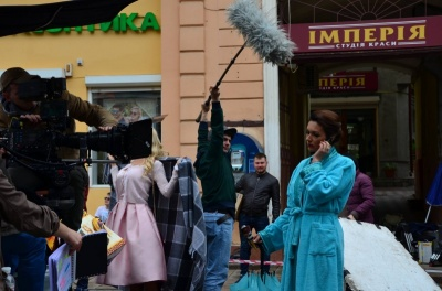 «Місто закоханих»: стало відомо, коли на екрани вийде серіал, який знімали в Чернівцях