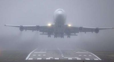 Через туман скасували відправку літака «Київ–Чернівці»