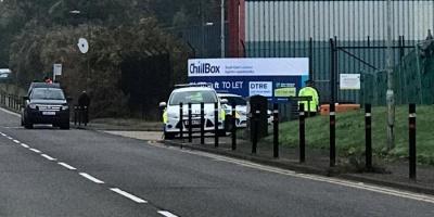В Англії знайшли вантажівку з 39 трупами