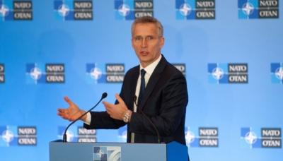 Генсек НАТО закликав альянс збільшити допомогу Україні