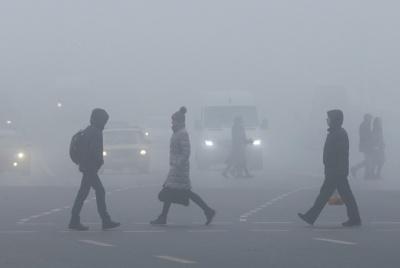 Синоптики попереджають про сильний туман на Буковині