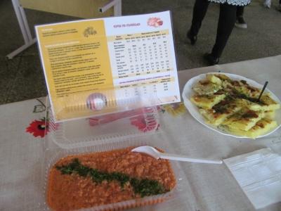 Курка по-італійськи і рагу з карі: у Чернівцях презентували новий формат гарячого харчування для школярів