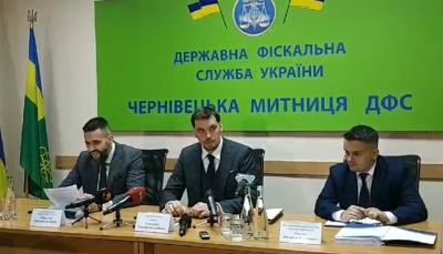 «Це точка неповернення»: Нефьодов закликав Чернівецьку митницю «взятися за голову»