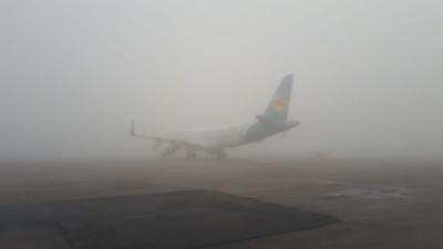 Авіарейс «Київ–Чернівці» через сильний туман скасовують уже 4 день поспіль