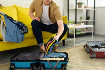 Що брати з собою в подорож: список обов'язкових речей