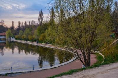 Чернівчан запрошують долучитися до прибирання парку «Жовтневого»