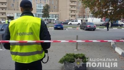 Стрілянина у Харкові: підозрюваний спалив авто, зареєстроване на чернівчанина