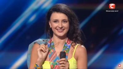 Співачка з Чернівців вдало виступила на телешоу «X-Фактор» – відео